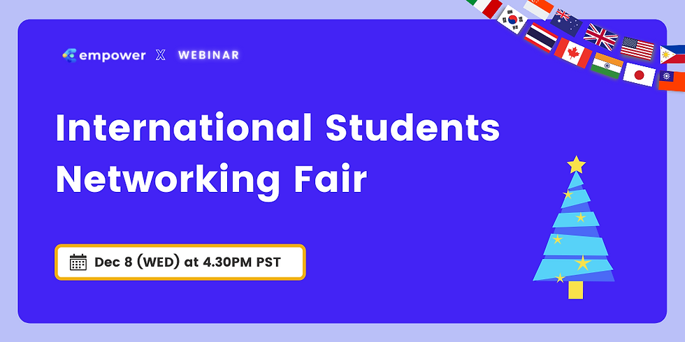 International Students Networking Fair