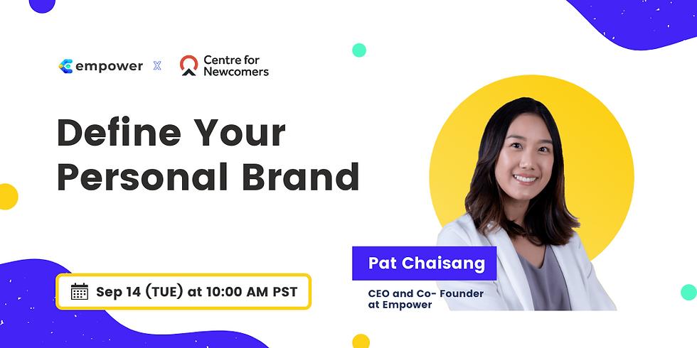 Define Your Personal Branding