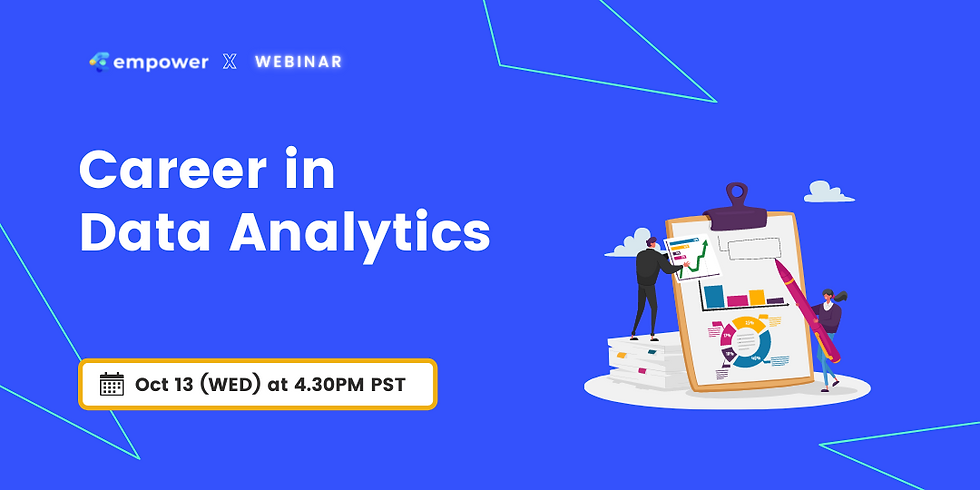 Career in Data Analytics