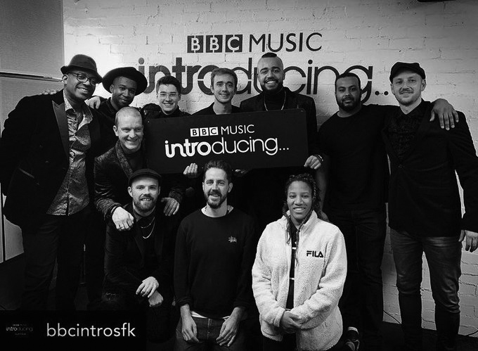 BBC Introducing Ashton Jones Project
