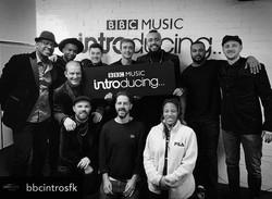 BBC Introducing Ashton Jones Project
