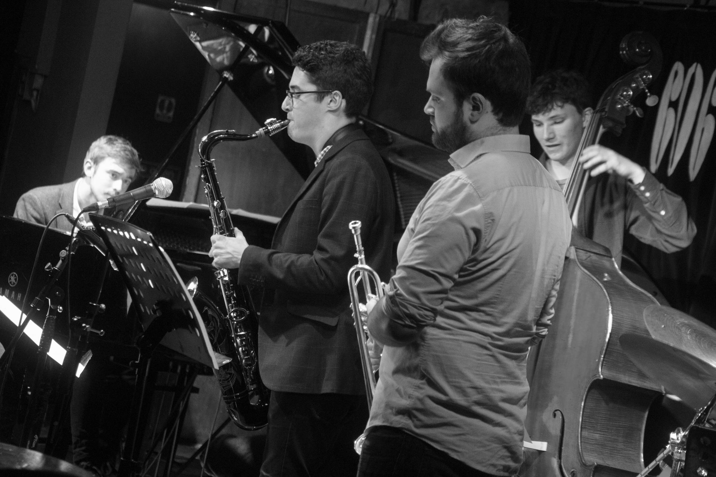 Harry Greene Quintet at the 606 Club London