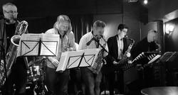 Derek Nash's Sax Appeal - with Harry Greene