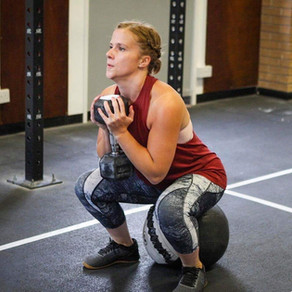 Why the goblet squat?