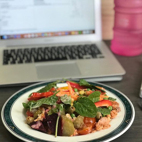 How colourful can you make your lunch?