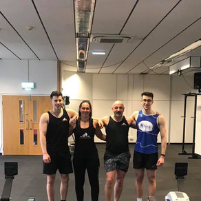 24 Hour Charity Row for MIND