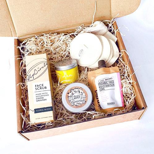 Breeze gift set natural vegan handmade skincare Jersey UK