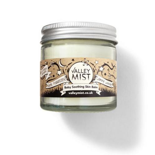 Valley Mist Soothing Skin Balm Natural vegan skincare Breeze Jersey UK