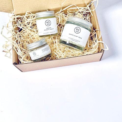 Breeze Online Store Gift Set natural vegan handmade skincare UK