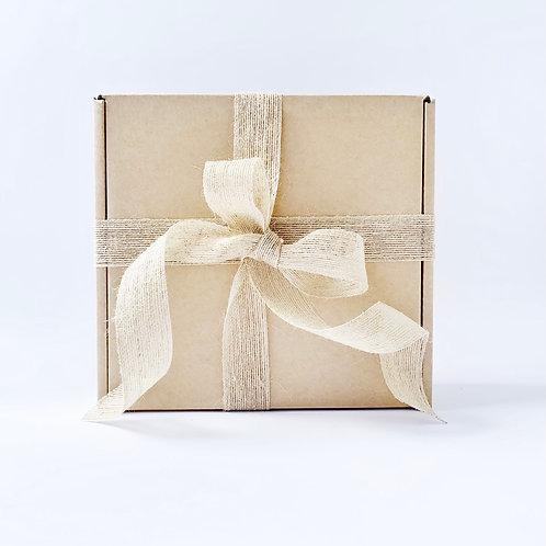 Breeze Gift Box natural vegan skincare products Jersey UK zero waste
