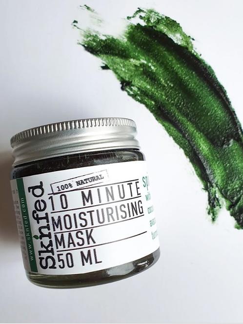 Sknfed 10 Minute Mask with Spirulina & Avocado 50ml
