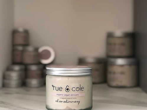Rue & Cole Oh so shimmery ylang ylang & grapefruit