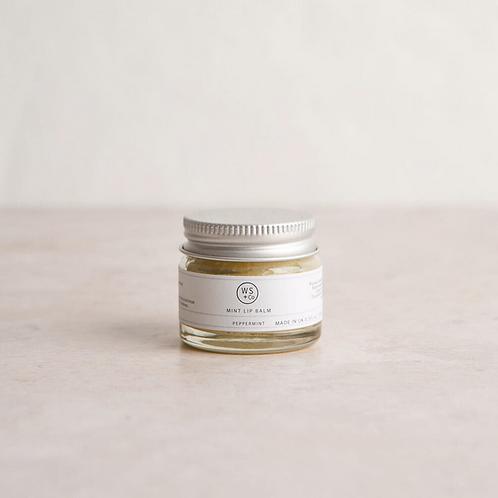 Wild Sage + Co Peppermint Lip Balm - 15ml