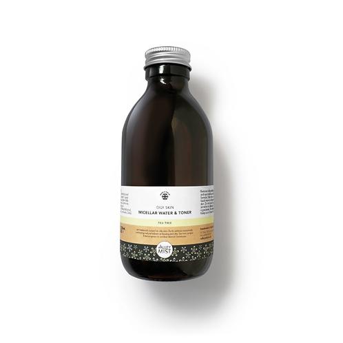 Valley Mist Oily Prone Skin Micellar & Toner 200ml