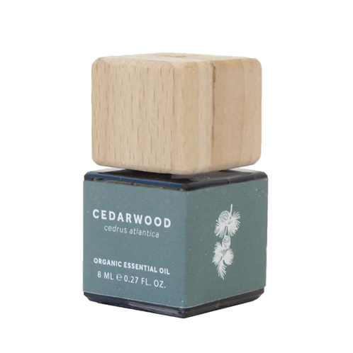 Bio Scents Organic Cedarwood Essential Oil vegan natural handmade products UK