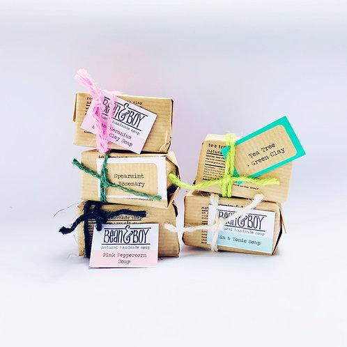 Bean & Boy Handmade Natural Soap Breeze Jersey Skincare