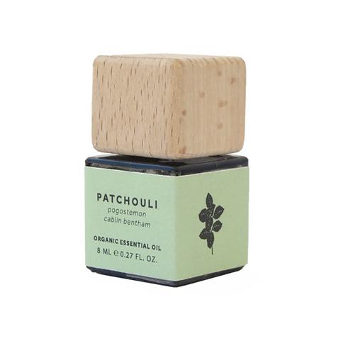 Bio Scents Organic Patchouli Essential Oil - 8ml