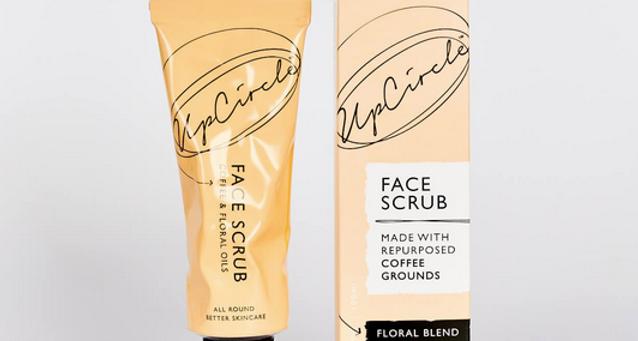 UpCircle Coffee Face Scrub- Floral Blend 100ml