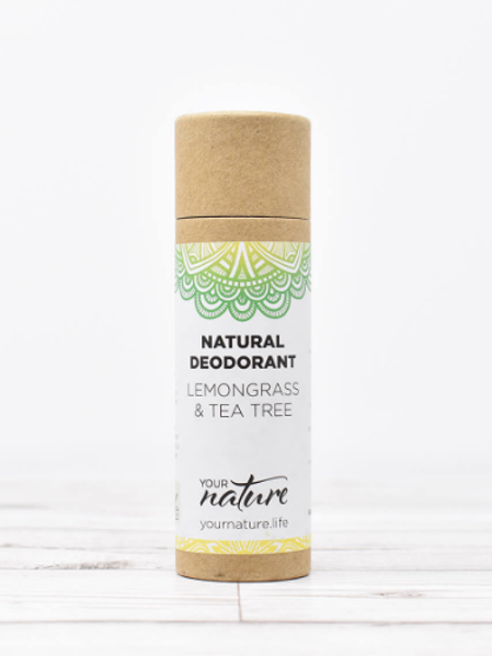 Your Nature Deodorant Breeze Jersey Channel Island Natural vegan handmade skincare