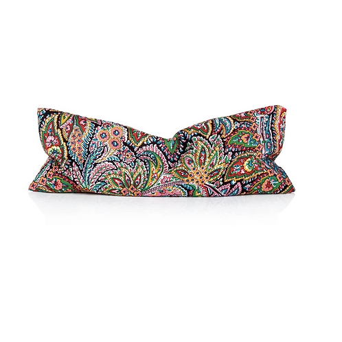 Clarity Blends Relaxation Eye Pillow Red Paisley Pattern natural vegan zero waste shop UK