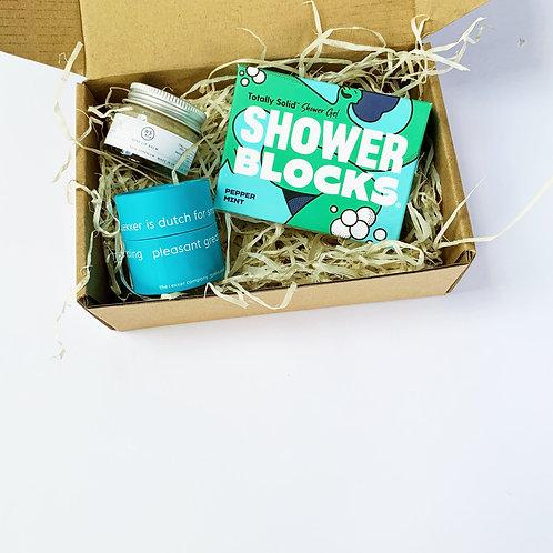 Breeze Small Gift Set natural vegan skincare zero waste shop UK