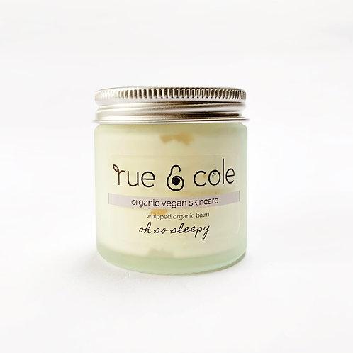 Rue & Cole Oh So Sleepy Baby Balm Lavender Breeze Eco Shop orgasnic vegan handmade skincare Jersey UK
