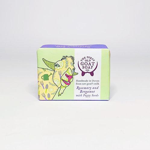 Dirty Old Goat Soap – Gardener´s Rosmary & Bergamot Soap