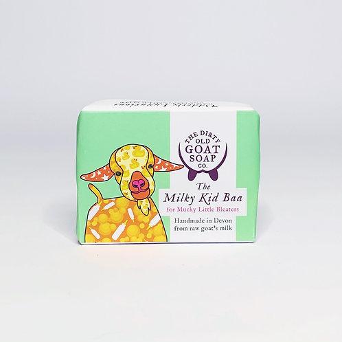 The Milky Kid Baa - Goat's Milk Soap 85g