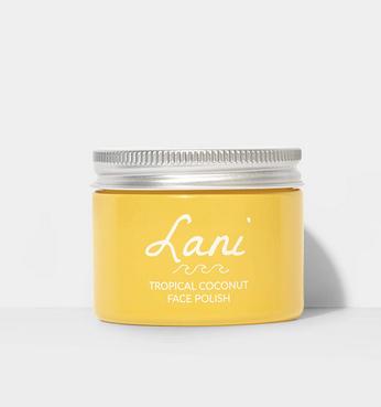 Lani Tropical Coconut Face Polish
