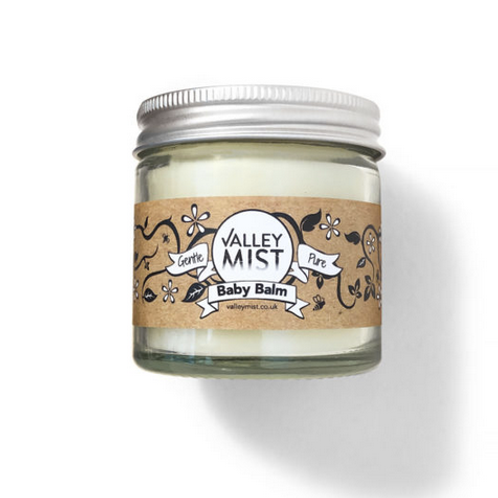Valley Mist - Baby and Nipple Balm handmade products natural skincare Breeze online store Jersey UK