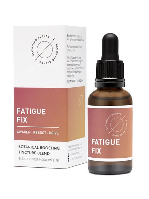Blooming Blends Fatigue Fix Blend Natural Soplement Vegan Handmade Skincare UK