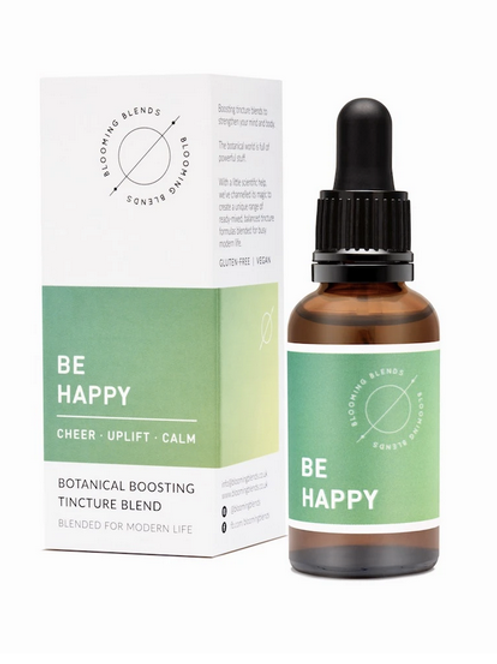 Blooming Blends Be Happy Blend Natural Vegan Handmade Products UK