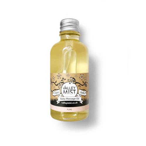 Valley Mist Massage oil natural vegan skincare Breeze Jersey UK
