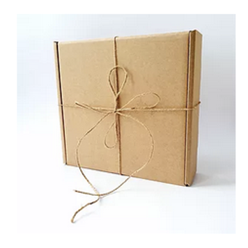 Folding Lid Self Seal Strong Cardboard Box