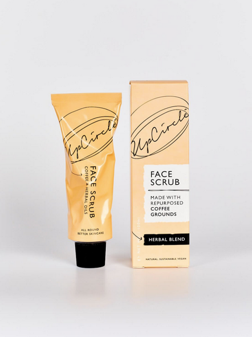 UpCircle Coffee Face Scrub - Herbal Blend 100ml