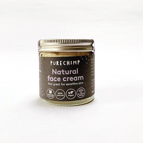 Pure Chimp Natural Face Cream vegan handmade Breeze Eco shop Jersey UK
