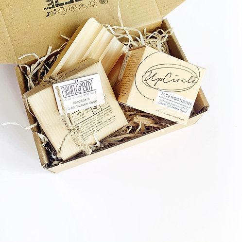 Breeze Gift Set Vegan Skincare natural handmade UK