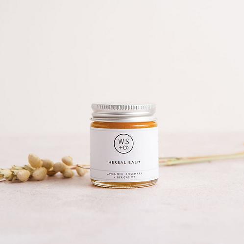 Wild Sage + Co Herbal Balm - 30ml