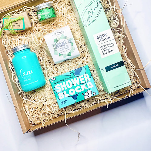 Breeze Gift Set - Peppermint Skincare