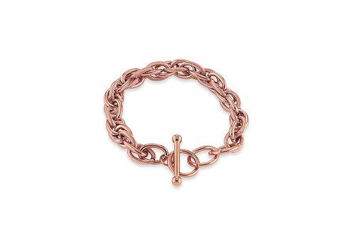 Cathy cord bracelet Rose