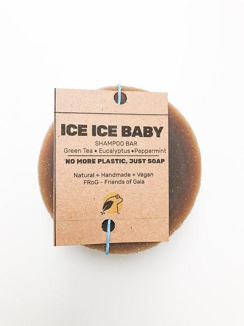 ICE ICE BABY - Handmade Shampoo Bar