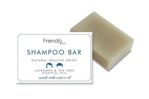 Friendly Shampoo Bar - Lavender + Tea Tree