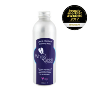 White Rabbit Skincare - Lime + Coconut Cleansing Water