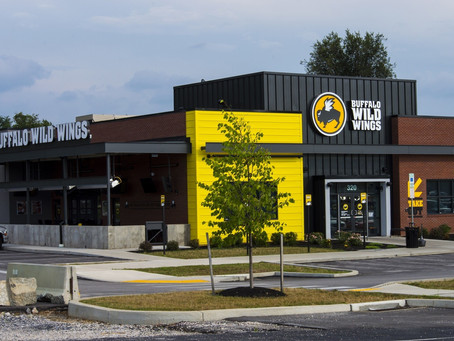 Arby's Acquires Buffalo Wild Wings, Inc for $2.4B