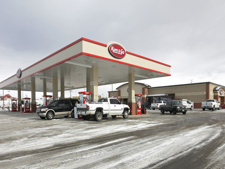 Prime Net Lease sells 12 Kum & Go's in the Last 12 Months