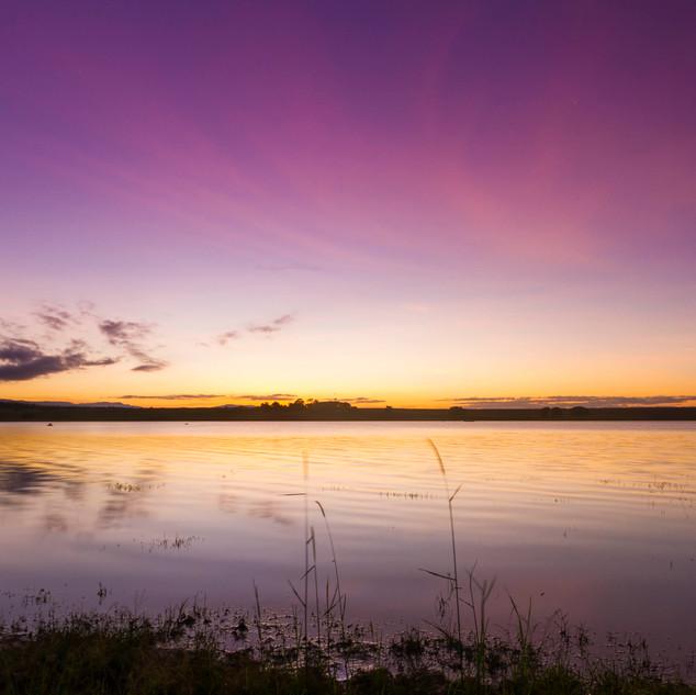 Lake Tinaroo.