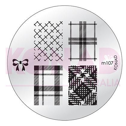 Image Plate m107