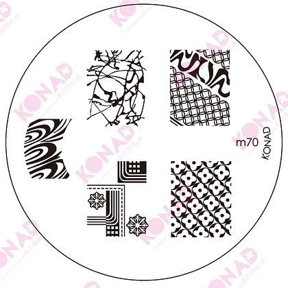 Image Plate m70