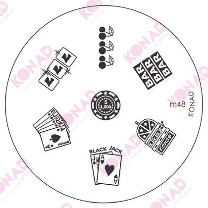 Image Plate m48