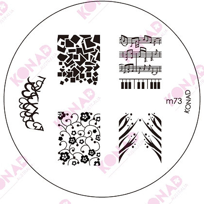 Image Plate m73